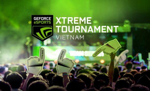 NVIDIA công bố giải đấu game GeForce eSports Xtreme Tournament 2017 (GEXT season 2) tại Việt Nam