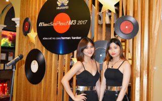 ALBUM: Bộ đôi máy tính bảng Huawei MediaPad M3 2017 và Huawei MediaPad T3-8 có mặt ở Việt Nam