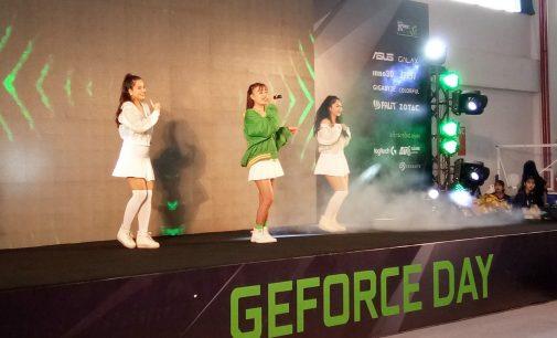 Ngày hội game GeForce Day 2017