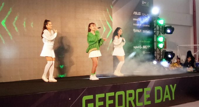 Ngày hội game GeForce Day 2017