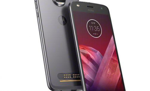 Motorola ra mắt Moto Z2 Play tại Việt Nam
