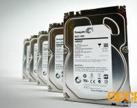 Chi phí lưu trữ ổ đĩa cứng ngày càng giảm