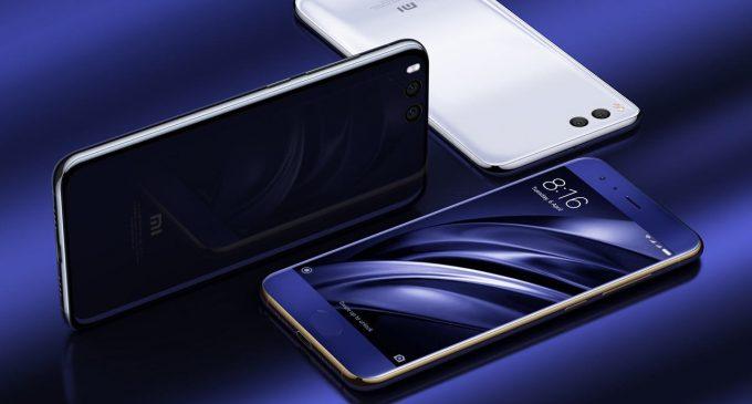 Xiaomi ra mắt 2 smartphone Mi 6 và Mi Max 2 tại Việt Nam