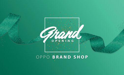 OPPO Việt Nam khai trương cửa hàng Brand Shop