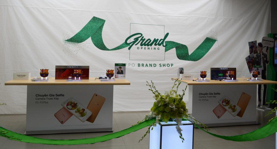 ALBUM: Oppo Việt Nam khai trương Brand Shop tại Phú Mỹ Hưng