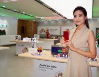 VIDEO: Khai trương cửa hàng Oppo Brand Shop Crescent Mall Phú Mỹ Hưng