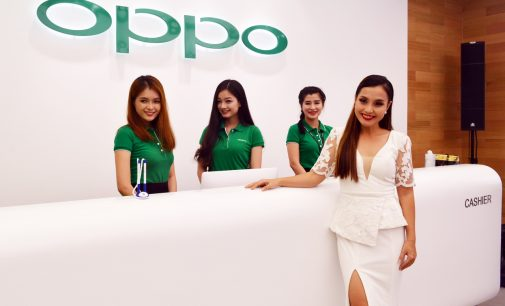 Oppo Việt Nam khai trương Brand Shop tại Phú Mỹ Hưng mở đầu cho cuộc chinh phục khách hàng cao cấp Việt Nam