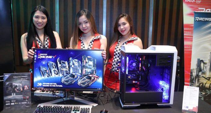 Biostar chinh phục Đông Nam Á với các dòng motherboard  Racing Gen 2 series và Crypto Mining series