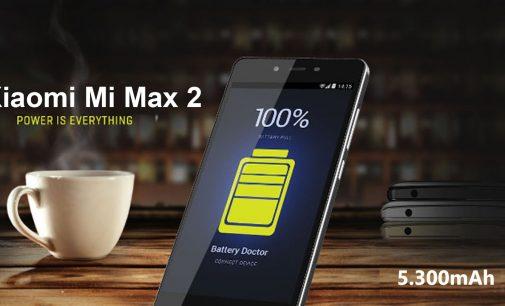 Smartphone Xiaomi Mi Max 2 tại Việt Nam giá 5.990.000 đồng