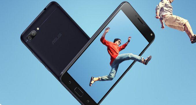 Asus ZenFone 4 Max Pro dual-camera pin 5.000 mAh bán ở Việt Nam giá 4.990.000 đồng