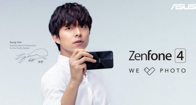 Asus ra mắt một loạt smartphone ZenFone 4 dual-camera