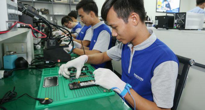 Samsung Việt Nam ra mắt chương trình đào tạo Samsung Tech Institute