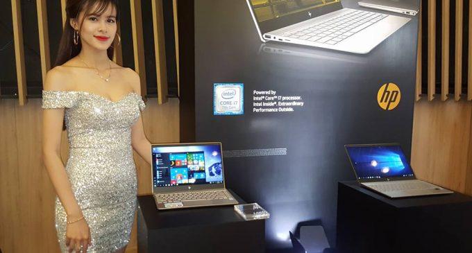 HP ra mắt thế hệ laptop Envy 13-2017 ở Việt Nam