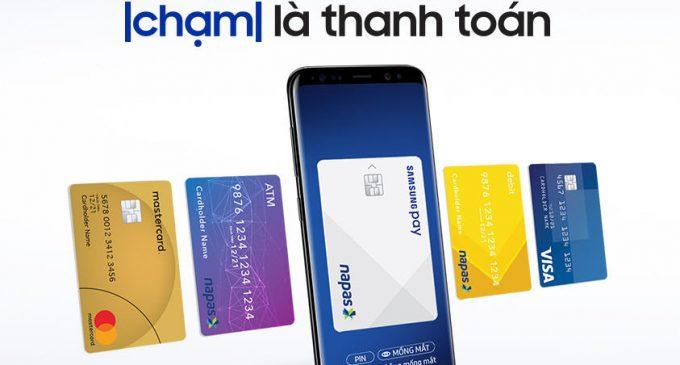 Phương thức thanh toán di động Samsung Pay bắt đầu có ở Việt Nam