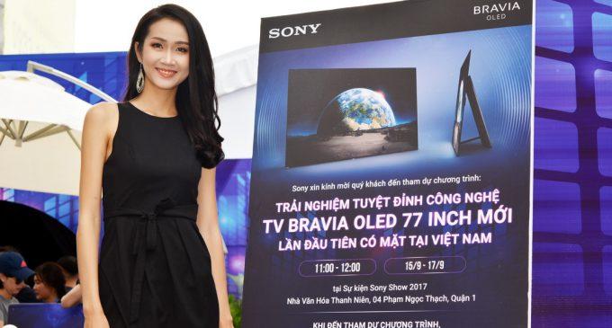 Sony Show 2017 tại TP.HCM: trải nghiệm những công nghệ đỉnh mới nhất
