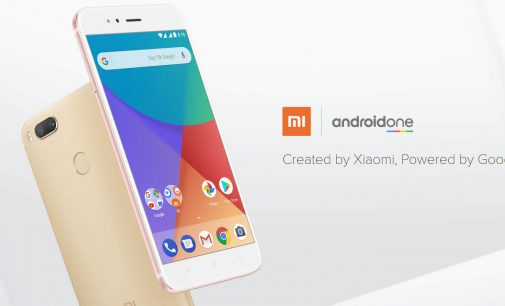 Smartphone Android nguyên bản Xiaomi Mi A1 mở bán ở Việt Nam giá 5.990.000 đồng