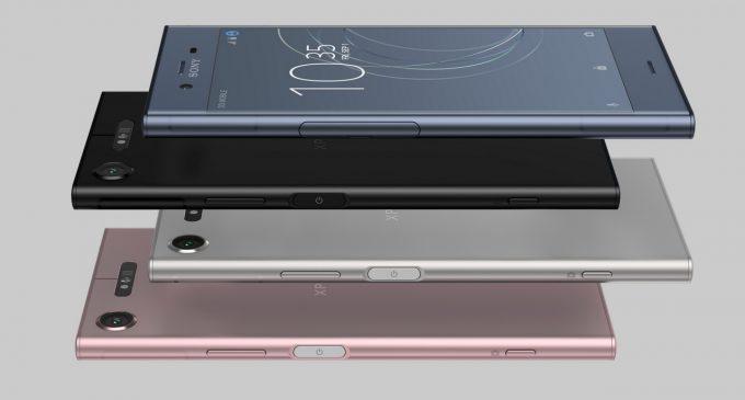 Sony Xperia XZ1 – smartphone công nghệ ảnh 3D