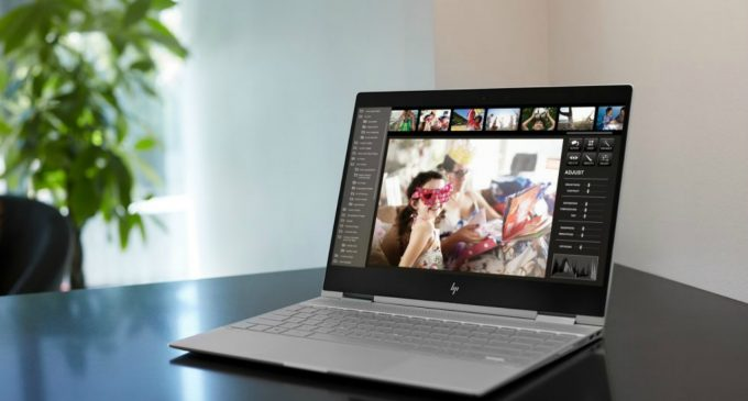 HP làm mới hai laptop Spectre 13 và Spectre 13 x360