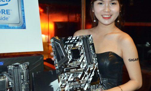 Gigabyte giới thiệu dòng bo mạch chủ Z370 AORUS cho CPU Intel Core Gen 8