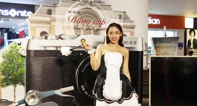 Fujifilm ra mắt thị trường Việt Nam máy ảnh X-E3 theo phong cách Rangefinder