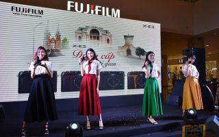 Fujifilm ra mắt thị trường Việt Nam máy ảnh X-E3
