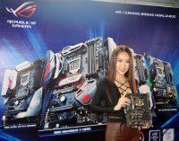 Asus ROG ra mắt dòng bo mạch chủ ROG Maximus X và ROG Strix Z370 series tại Việt Nam
