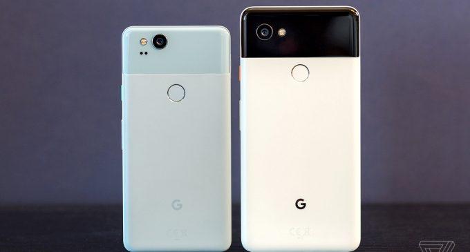 So sánh 4 anh em nhà Google Pixel