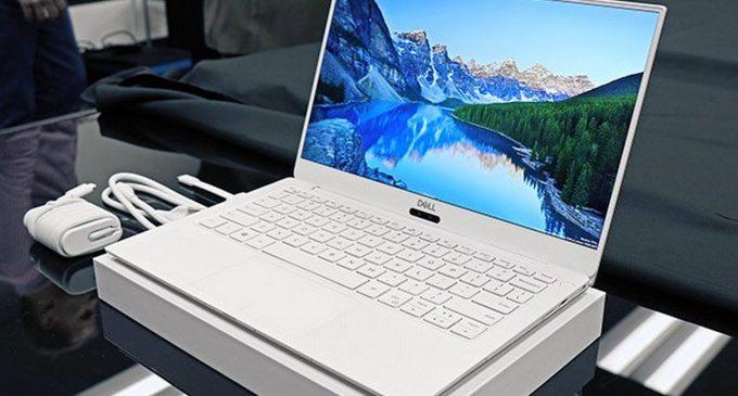 Laptop 13 inch nhỏ nhất thế giới Dell XPS 13 có thêm phiên bản màu trắng