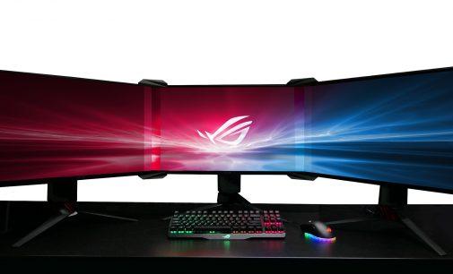 """ASUS ROG công bố dàn Gaming Gear """"khủng"""" tại CES 2018"""