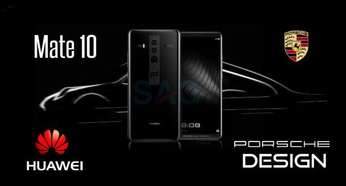 Huawei Mate 10 Pro sẽ được bán ở Mỹ với giá 799 USD