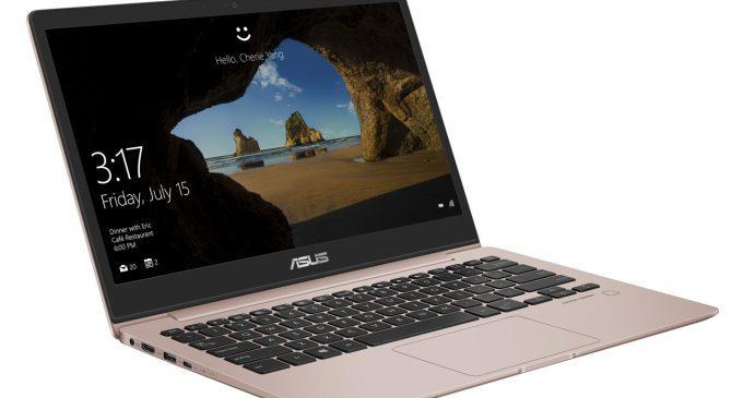 ASUS giới thiệu loạt laptop và AIO PC thế hệ mới tại CES 2018
