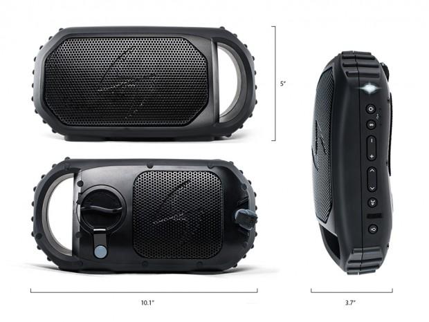 Grace Digital Ecostone speaker-2