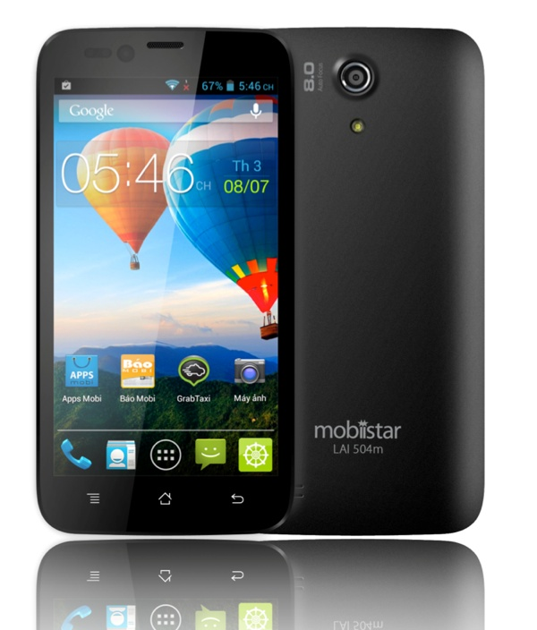 Mobiistar Touch LAI 504m