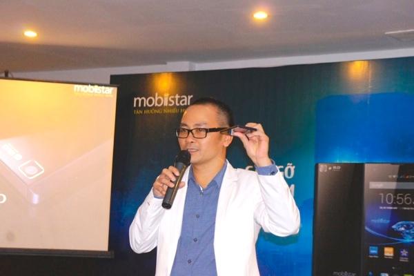 CEO Mobiistar - Ông Ngô Nguyên Kha