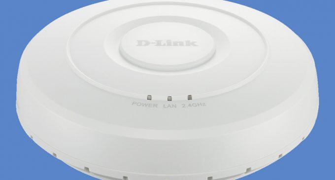 D-Link DWL-2600AP, Access Point cho doanh nghiệp