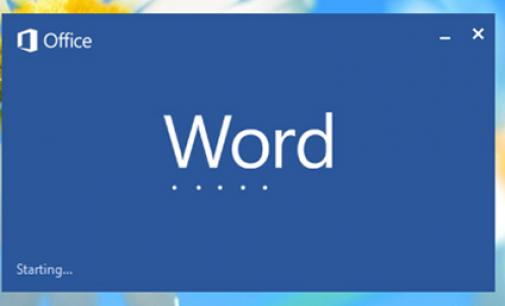 Cân chỉnh bảng trong Microsoft Word 2013