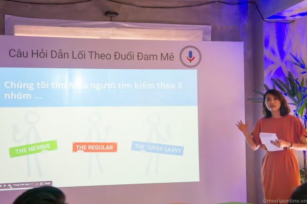 Google giới thiệu chiến dịch đầu tiên về Tìm kiếm tại Việt Nam