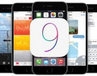 Apple iOS 9 đã có mặt