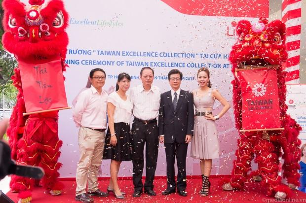 Khai trương Không gian bán và giới thiệu sản phẩm Taiwan Excellence