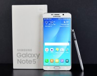 UNBOXED: Smartphone Samsung Galaxy Note 5
