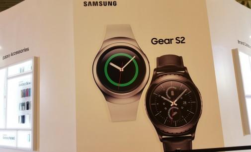 Đồng hồ thông minh Samsung Gear S2 chính thức được bán tại Việt Nam