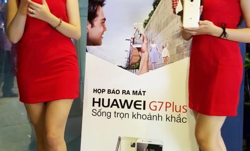 VIDEO: Sự kiện ra mắt smartphone Huawei G7 Plus tại Việt Nam