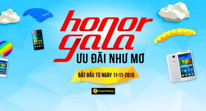 """Honor giới thiệu chương trình """"Đại tiệc Honor – Ưu đãi như mơ"""" và ra mắt điện thoại Honor Bee tại Việt Nam"""
