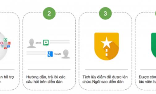 Google ra mắt diễn đàn mới hỗ trợ người dùng Việt