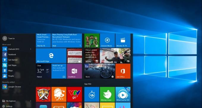 Microsoft Việt Nam khuyến khích dùng phần mềm có bản quyền để tăng cường an ninh bảo mật máy tính