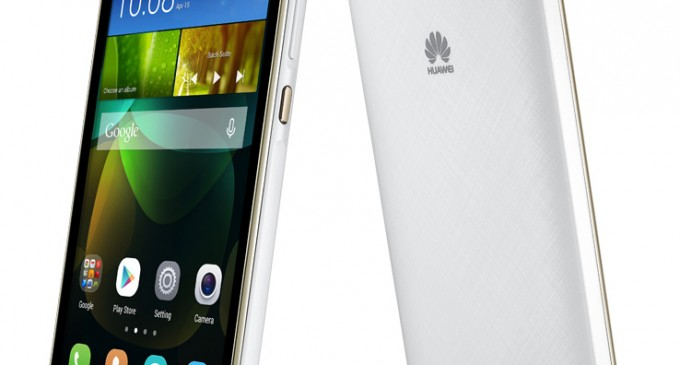 Huawei ra mắt bộ ba Huawei G Play Mini, Honor Bee và Huawei Y6 tại Việt Nam