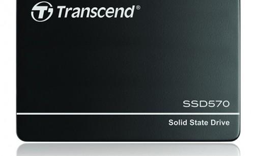 Ổ cứng SSD Transcend SATA III SSD570 sử dụng công nghệ chip nhớ chất lượng cao SLC NAND Flash