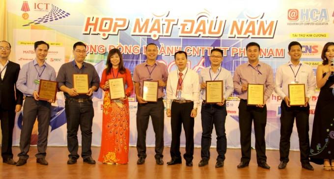 Họp mặt đầu năm cộng đồng CNTT-TT phía Nam 2016