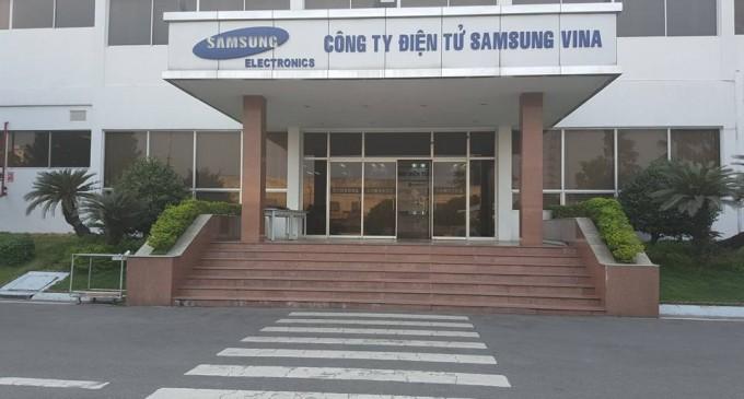 Công ty Samsung Vina đóng cửa nhà máy cũ tại Thủ Đức