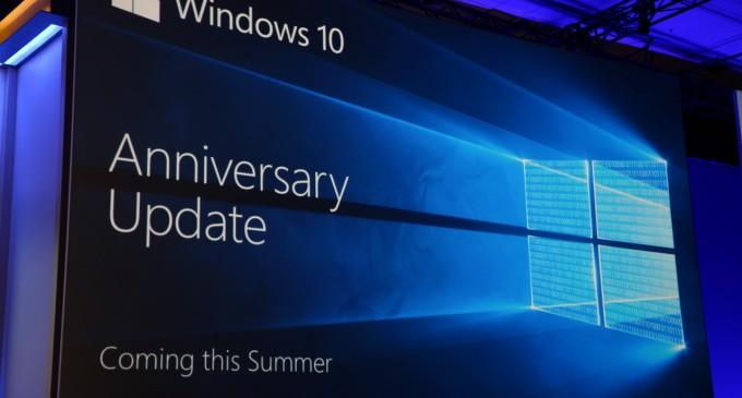 Microsoft giới thiệu bản cập nhật mới của Windows 10 tại Hội nghị Build 2016